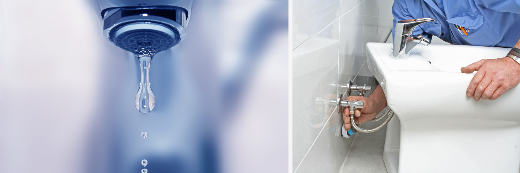 Travaux plomberie et sanitaire, dépannage et installation