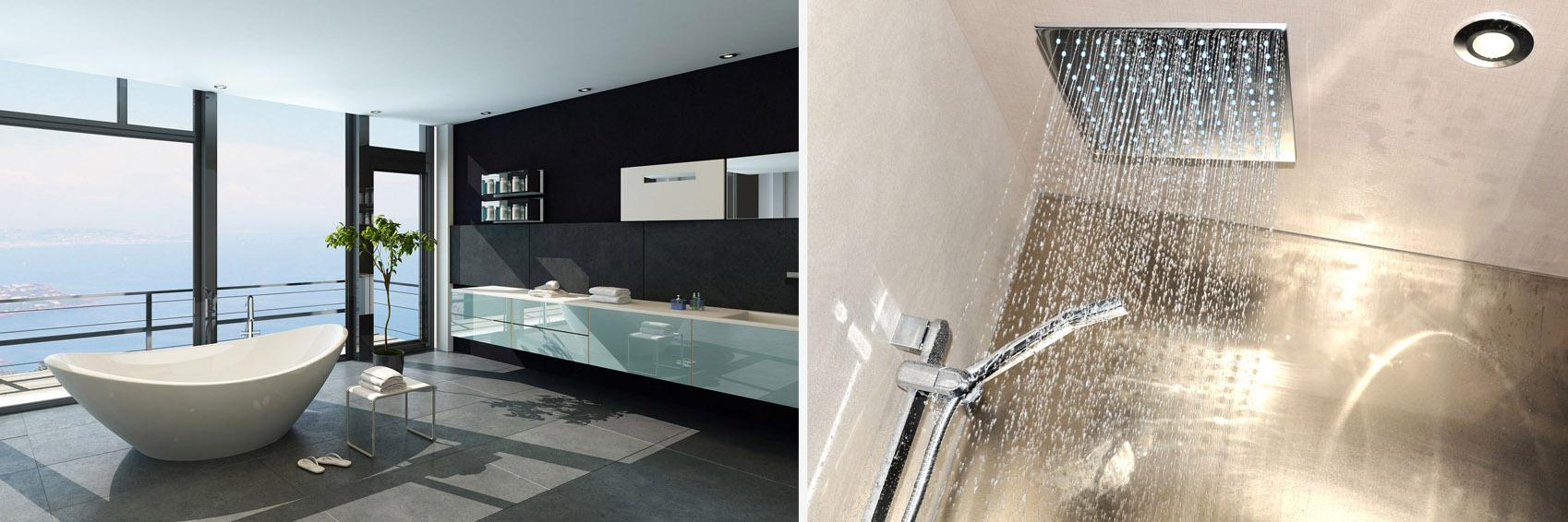 Création ou rénovation salle de bains