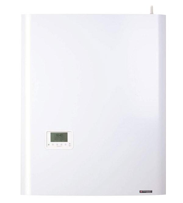 Chaudière basse température gaz frisquet hydroconfort évolution visio